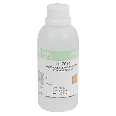 General pH Electrode Cleaning Solution