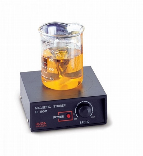 Basic Magnetic Stirrer 1L Capacity
