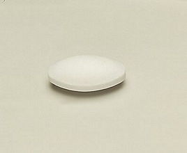 Magnetic Oval Stirrer 40x13mm