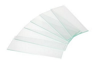Plain Glass Microscope Slides Pack of 50