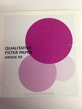 Whatman Filter Paper Grade 1 - Larger Sizes